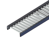 Chain drive roller conveyor